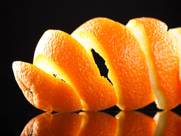 coaja portocala