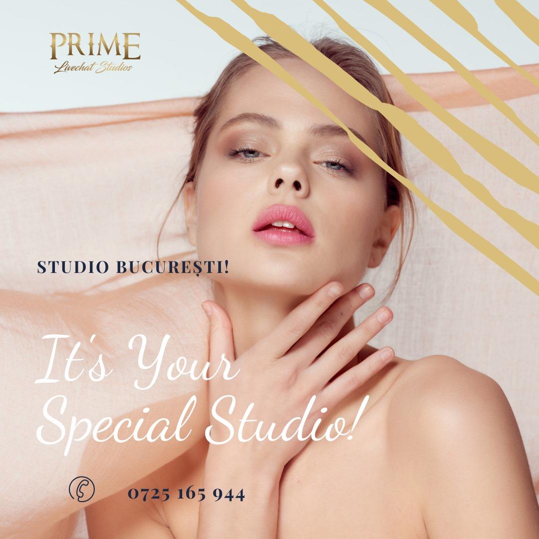 prime studios - studio de videochat din bucuresti